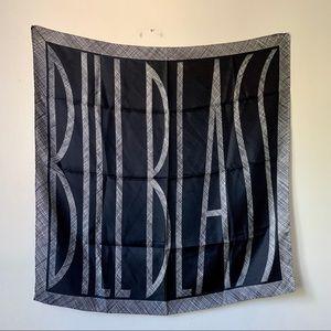 EUC *Vintage* Bill Blass Silk Scarf